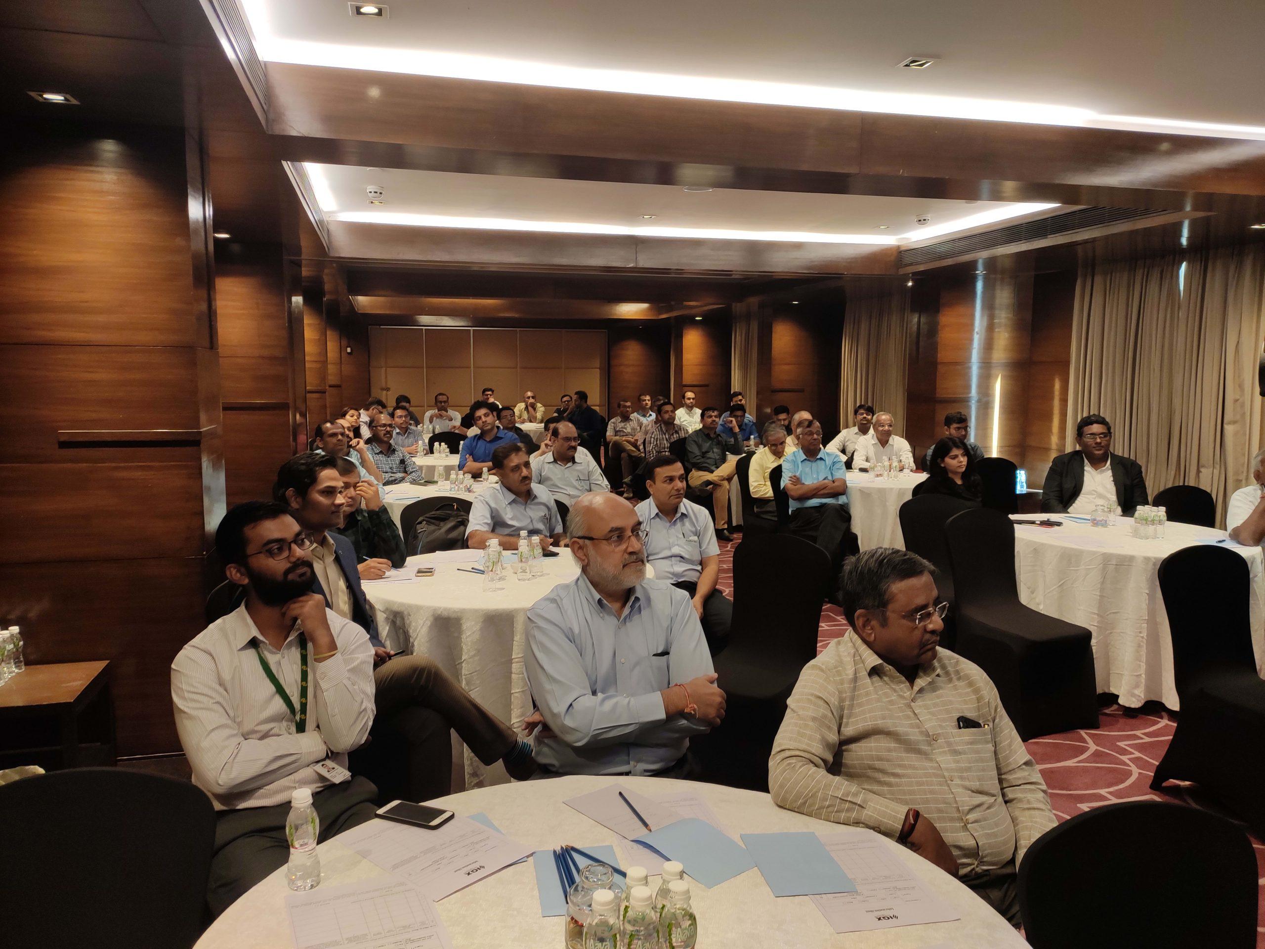 Workshop on India's first Natural Gas Trading Platform-Vadodara